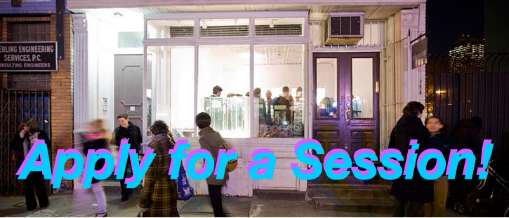 Opportunities: Call For Artist Proposals – RECESS 2013-2014 (NYC)