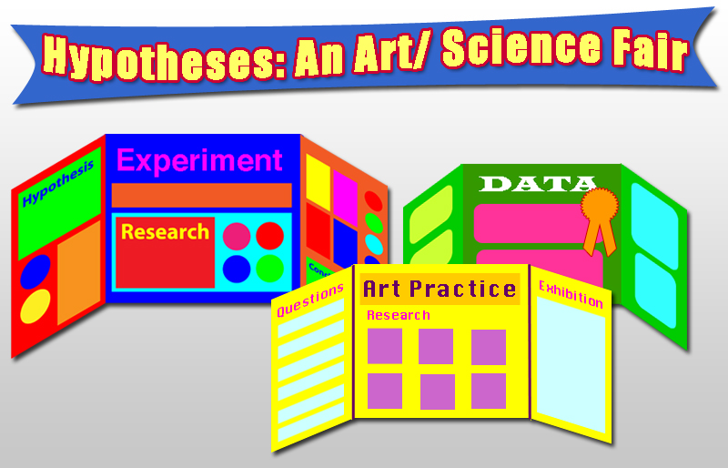Panel at isea 2011 hypotheses an art science fair