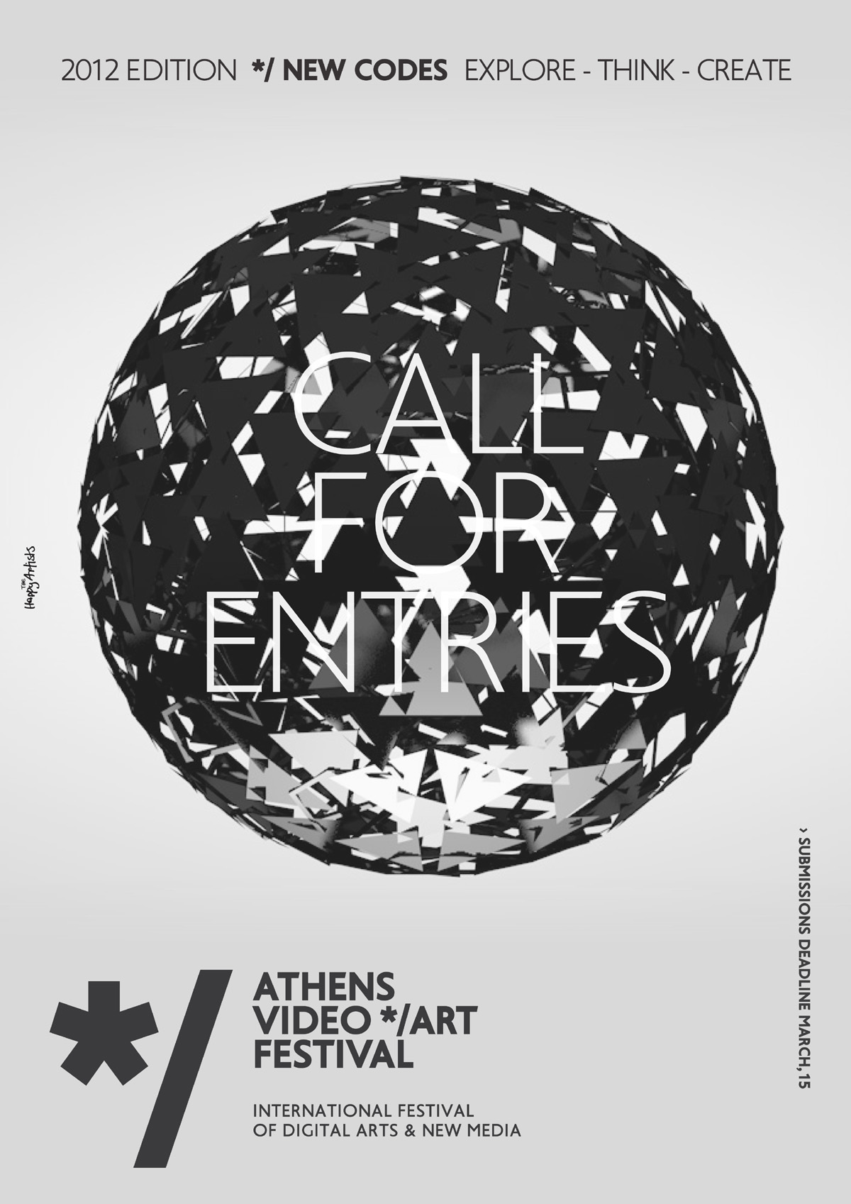 Art Call For Entries