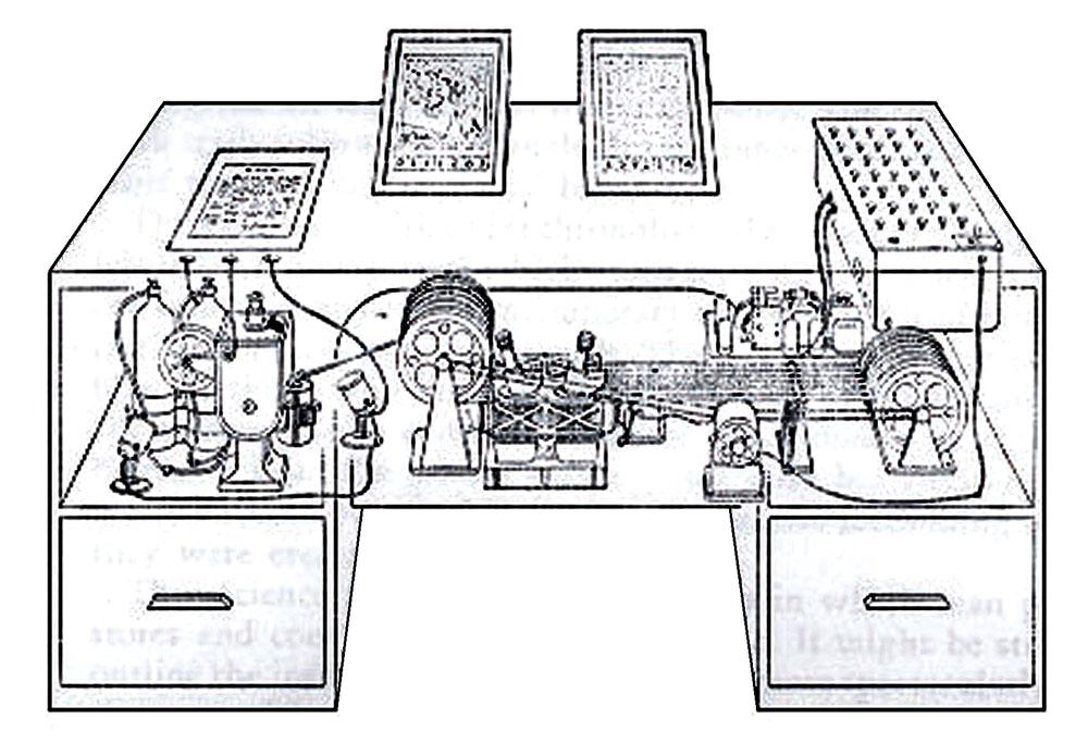 vannevar bush imagined a desktop computing machine