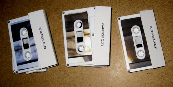 101 Cassette Labels Rhizome