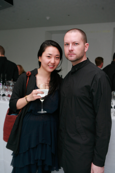 Columbia University School Of The Arts Public Programs And Events Manager Daisy Nam Art Collector Member Council For Rhizome Jeremy Steinke