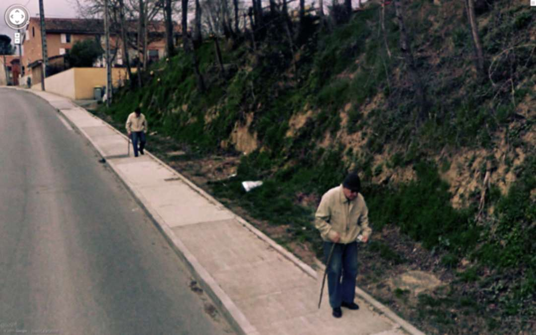 The Horror of Google Street View