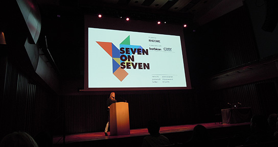 Seven on Seven NYC is Sold Out (but you can still watch online and join AFK)