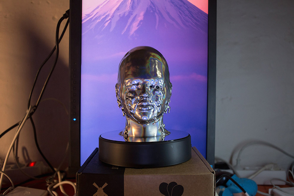 Prosthetic Knowledge Picks: The Artist and 3D Printer