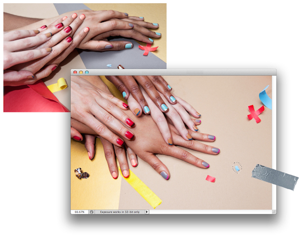 Nail Art: From lipstick traces to digital polish
