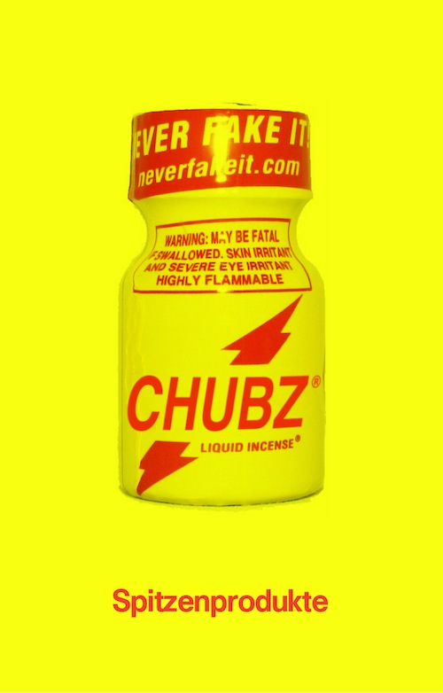 Chubz: the Demonization of my Working Arse (An Interview with