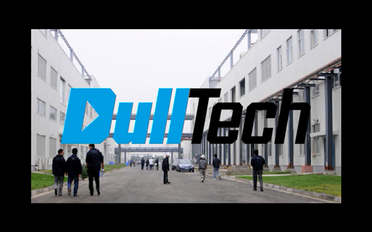 It Doesn't Just Work: DullTech on Kickstarter and Shenzhen